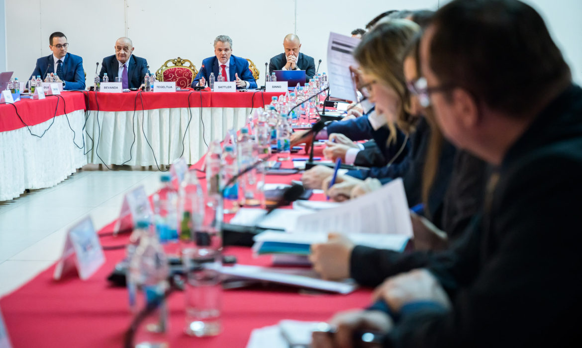 EU and donors reiterate their readiness to support socio-economic reforms in BiH