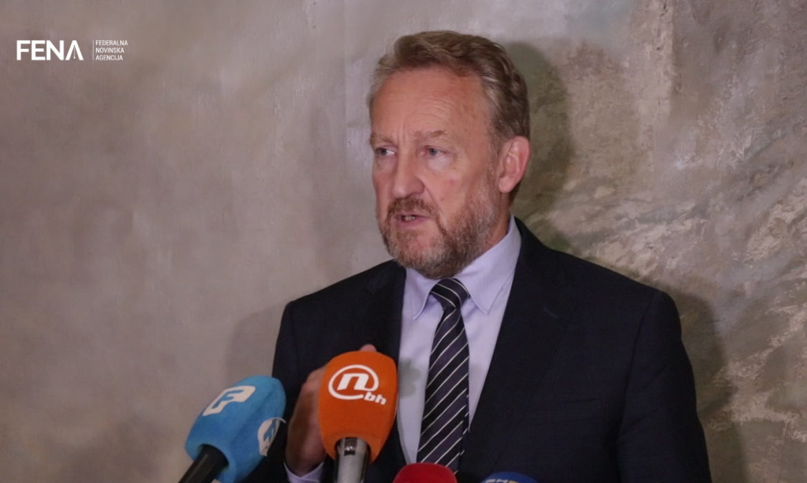 Izetbegović: We will defend constitutional order and the rule of law in BiH