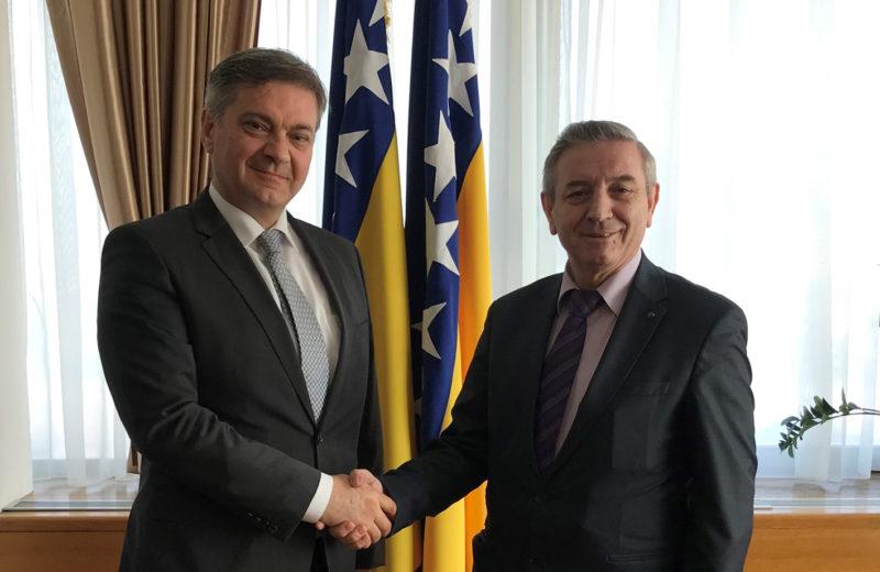 Zvizdić-Ebibi: BiH and North Macedonia share the same goal – EU accession