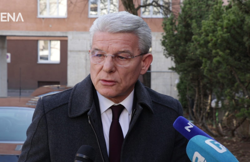 Džaferović: RS emerged as a difficult compromise in Dayton