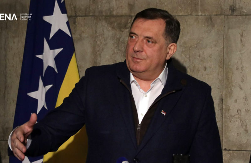 Dodik in RS National Assembly: Goodbye BiH, welcome RS-EXIT