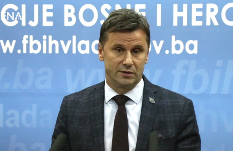 Novalić: FBiH has not, nor would it ever participate in entity line discussions