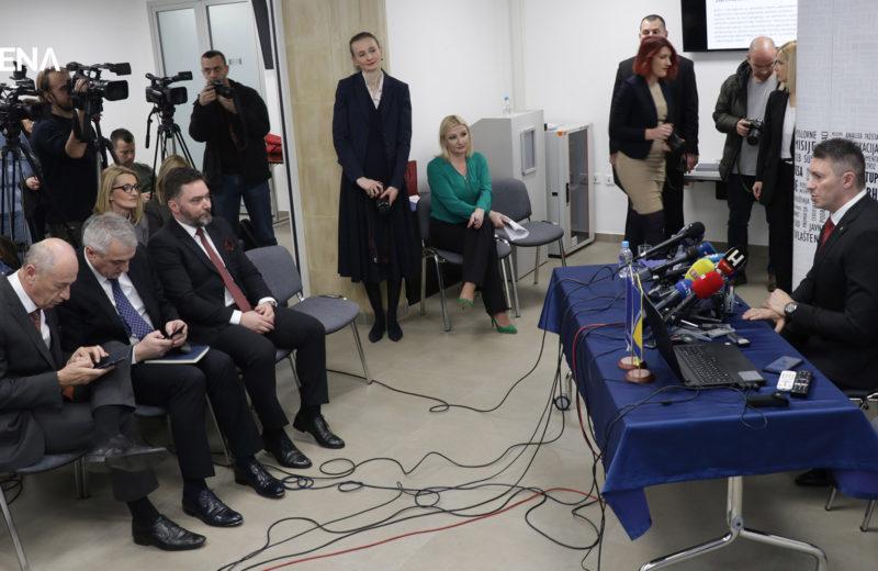 Foreign trade exchange of BiH – 3.17 percent drop in exports