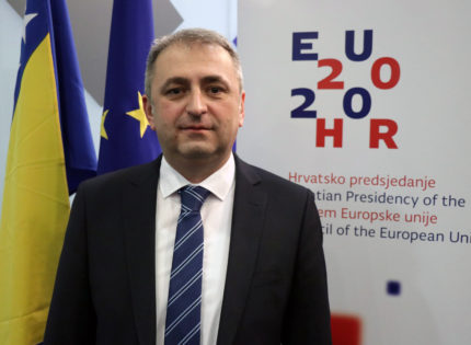 Sabolić: Croatia determined to take on responsible role in enlargement process