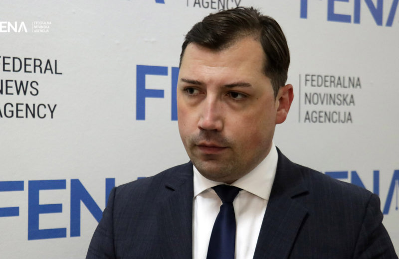 Plakalo: ETIAS system important for the security of EU and BiH citizens as well