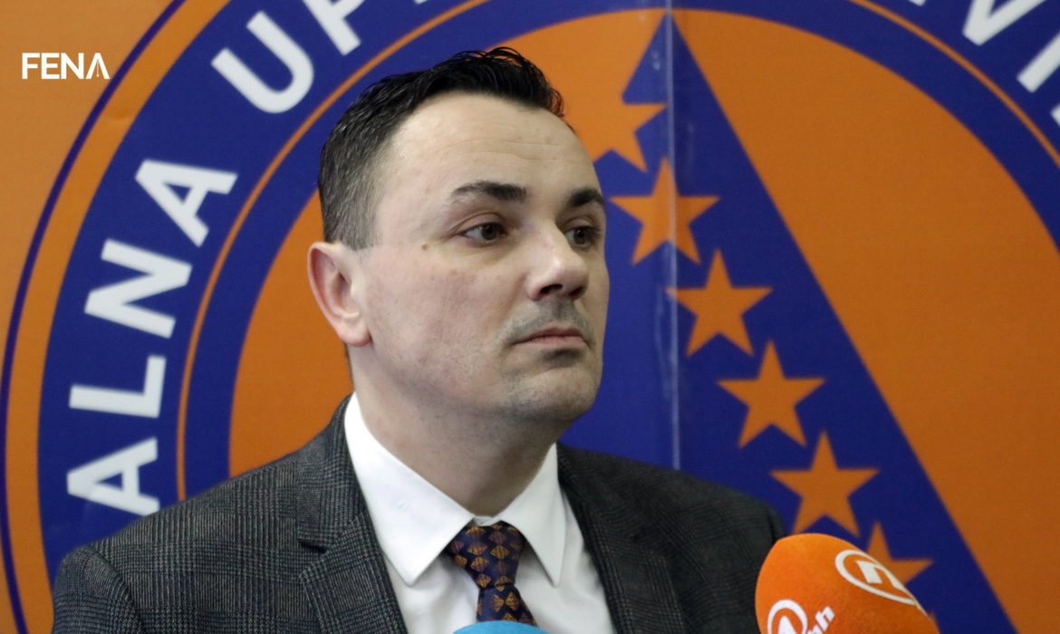 Ajdinović: Isolation measures to be  imposed on all citizens entering BiH