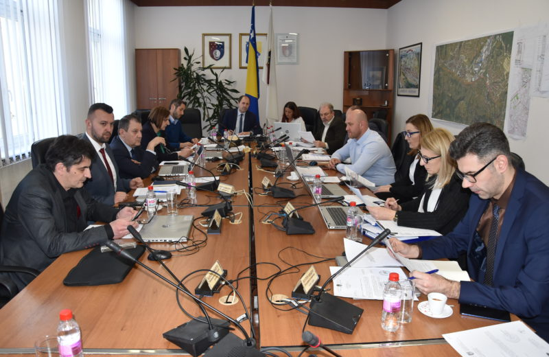 SC Government and SC MoI restrict movement of migrants in Sarajevo Canton