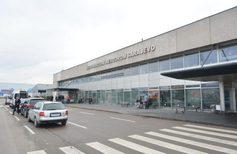 Sarajevo Airport – Four scheduled flights planned for today