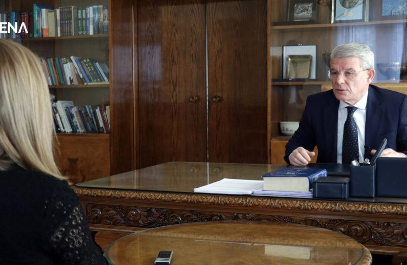 Džaferović: Engagement of AF BiH will help combat the coronavirus pandemic