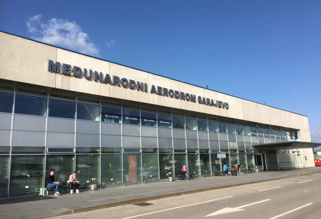 Sarajevo International Airport continues to transport goods