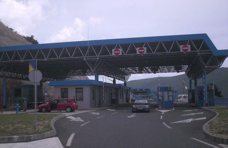 Radončić and Božinović agree on easier crossing of Croatian citizens in Neum