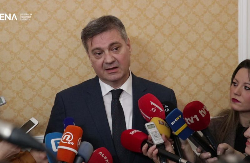 Zvizdić to BiH CoM: Urgently adopt the economic measures at the state level