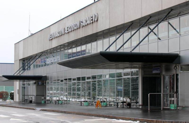 Sarajevo Airport – Scheduled arrivals from Istanbul, Budapest, Zagreb