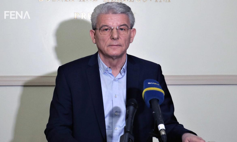 Džaferović: All entry into BiH must be under full control