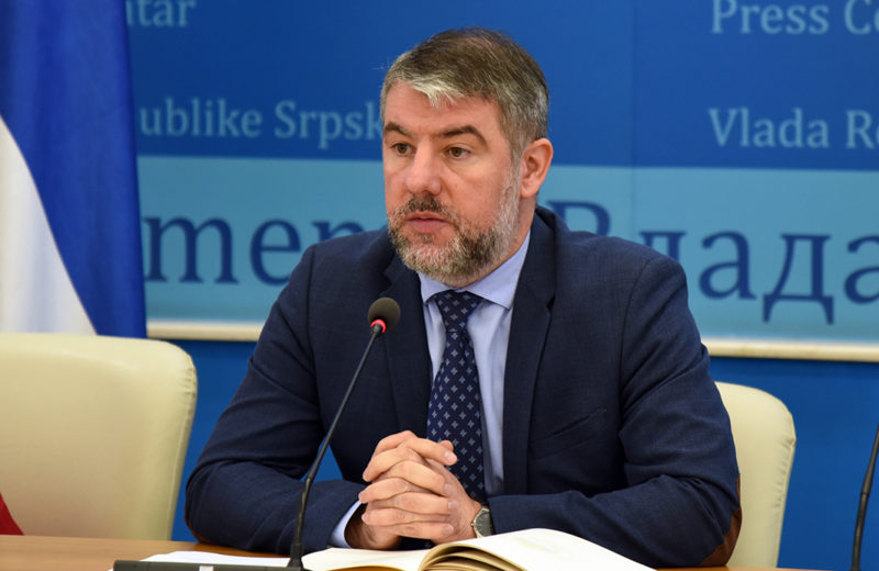 Šeranić: Another 31 persons positive to coronavirus in RS, 90 in total