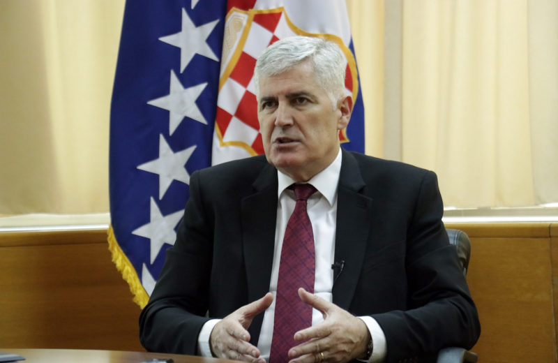 Čović: We have agreed on the continued movement of goods with Croatia