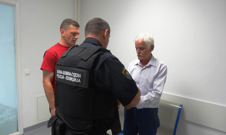 Radomir Šušnjar's 20 year-prison sentence upheld for war crimes in Višegrad