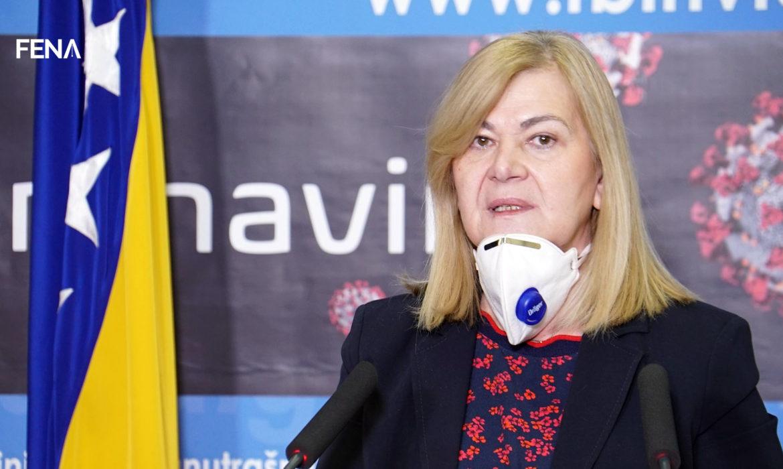 Milićević: I did not block the procurement of coronavirus detection tests