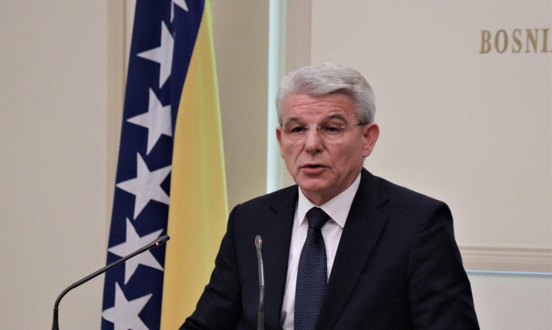 Džaferović: Adjust BiH budget to fight pandemic and support economy