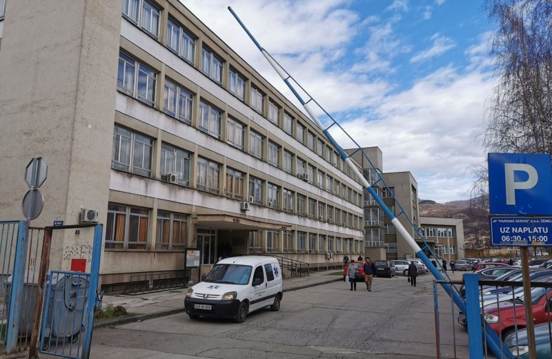 Patient with coronavirus successfully undergoes surgery at Zenica Hospital