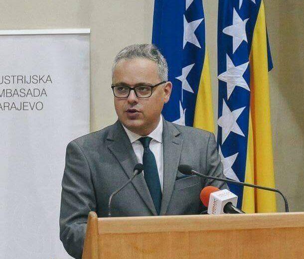 Ćutahija: EU has proven to be friend of BiH and Western Balkans