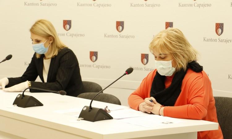 Pilav: 18 cases of coronavirus infection confirmed in Sarajevo Canton so far