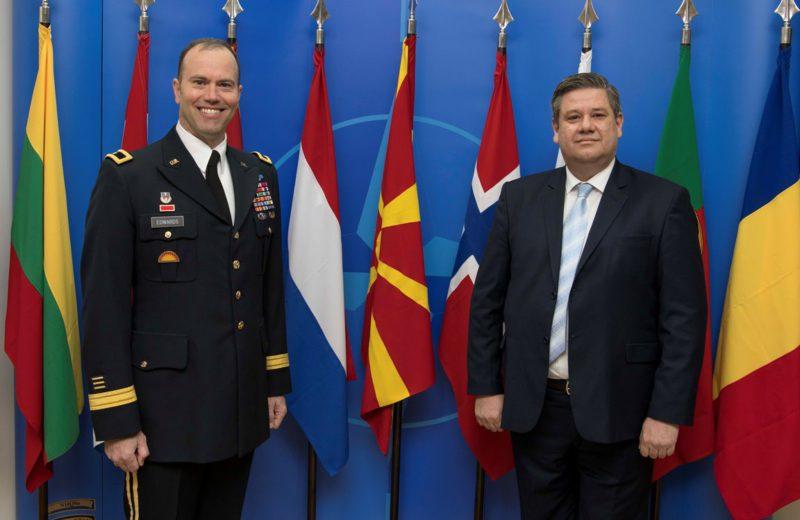 Sarajevo marks North Macedonia's accession to NATO