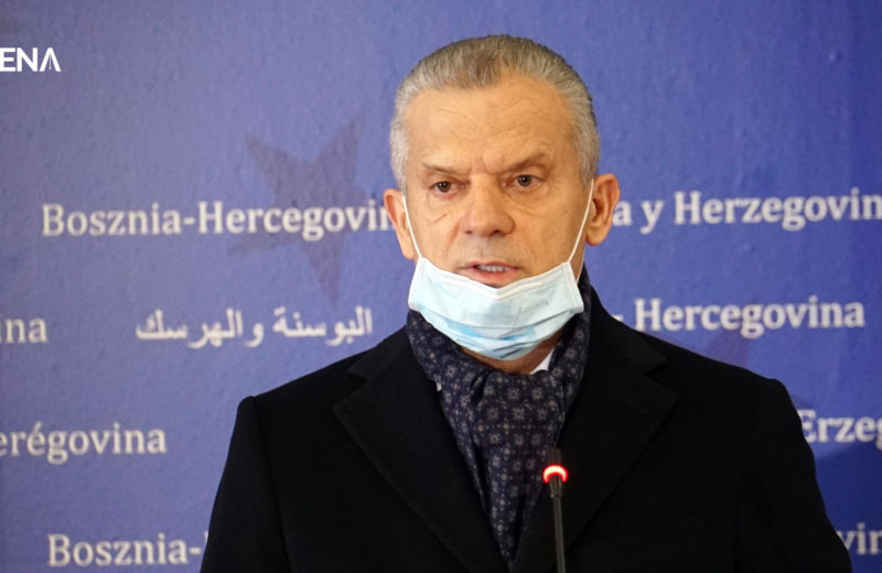 Radončić: Coordinating body completes strategically important work