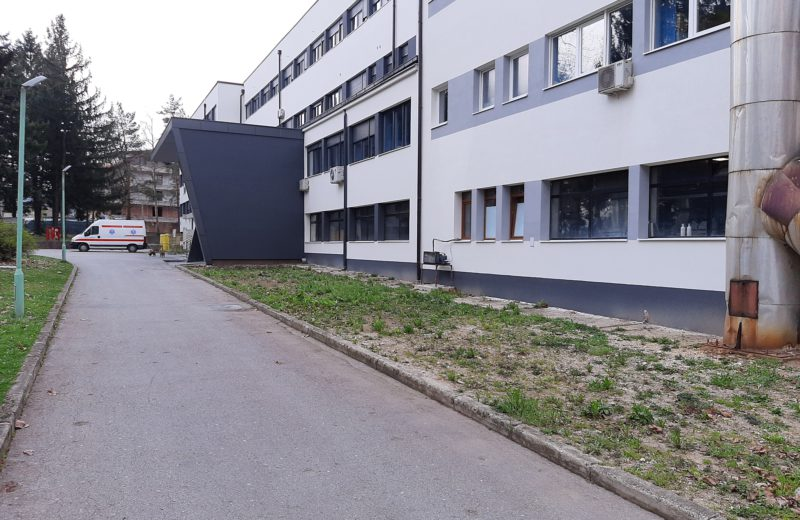 Cantonal hospital in Bihać registers its first cured patient from Covid-19