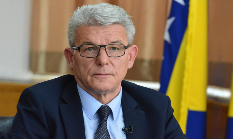 Džaferović: A rhetoric of ethnic redrawing of borders belongs to past centuries