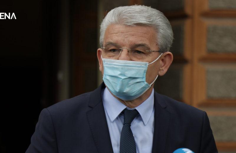 Džaferović sends a letter of condolence to President of Lebanon, Michel Aoun