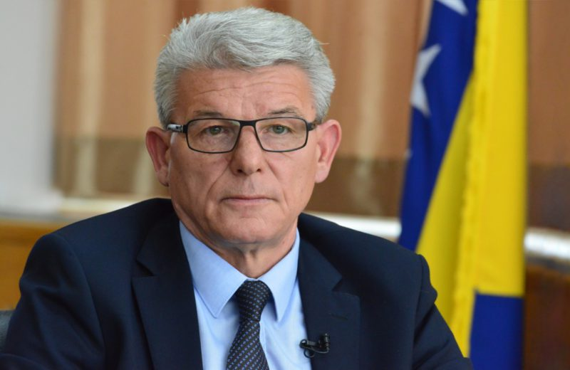 Džaferović: RS can only exist as an entity in BiH or will not exist at all