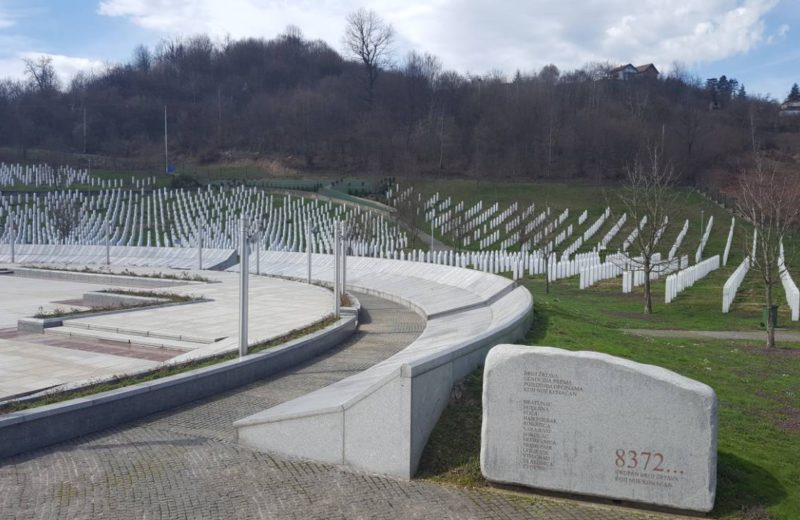 Srebrenica: Transport organization is a key operation in committing genocide