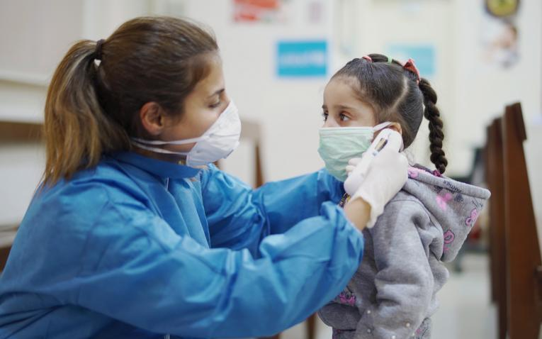 UNICEF – How COVID-19 is disrupting health systems that are already sensitive