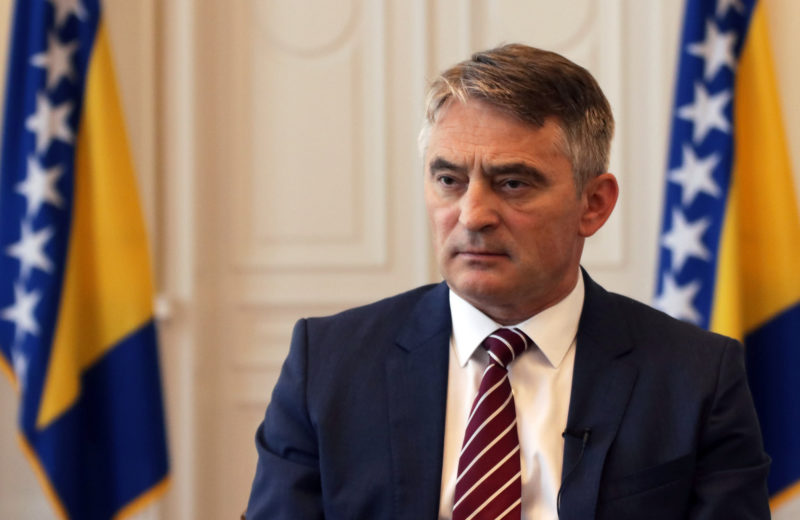 Komšić: The meetings with EU officials in Brussels today went quite well