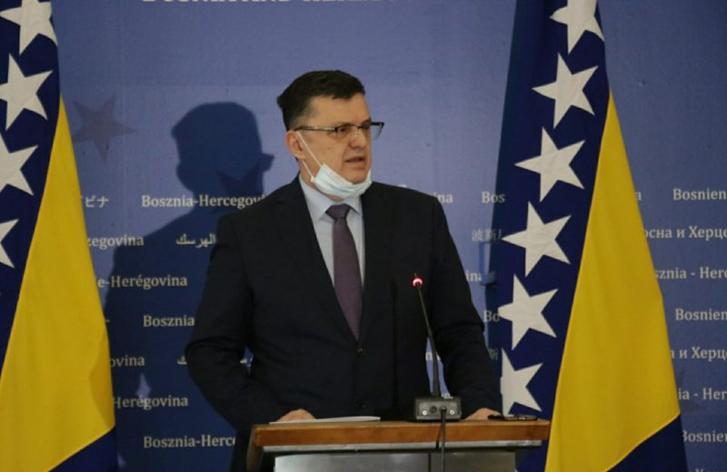 BiH to open its borders as of June 1
