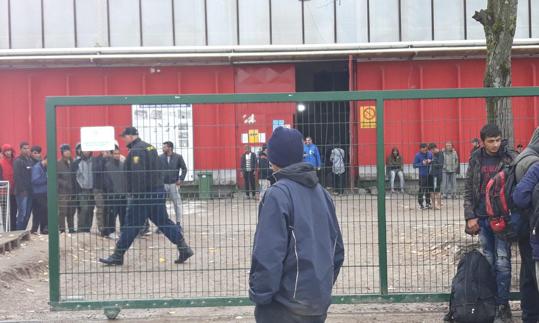 Kljajić: We will start process of closing Bira reception center on Friday