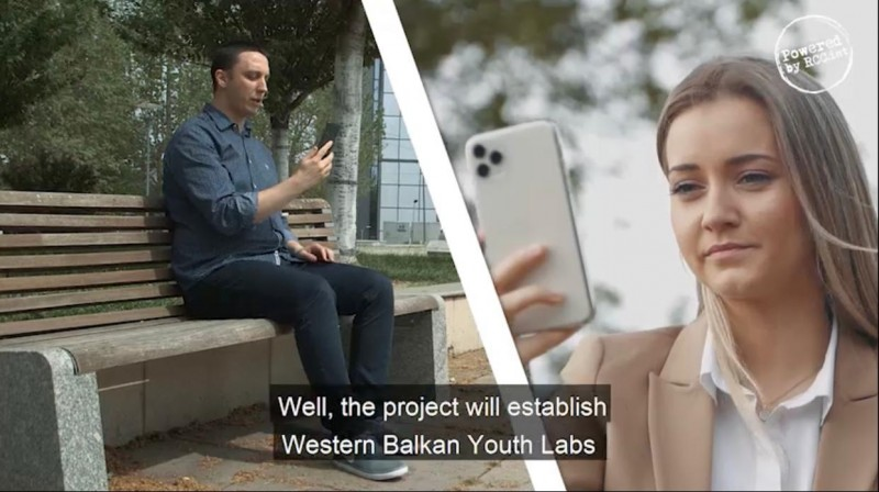 RCC presents its new 'Western Balkans Youth Lab' Project