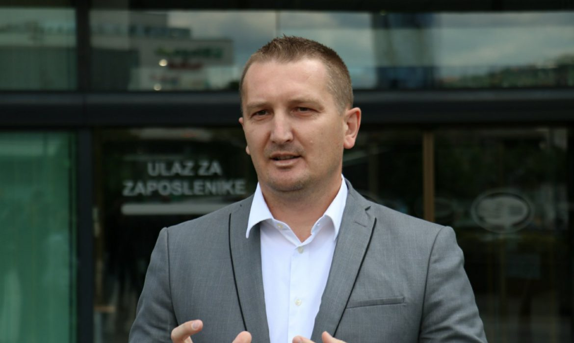 Grubeša: We did not talk about IMF and local elections