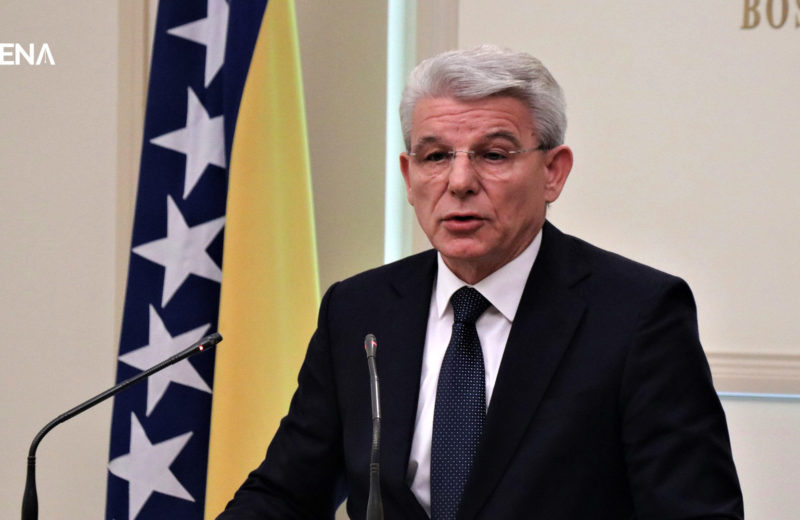 Džaferović calls on Milanović to refrain from awarding war crimes indictee