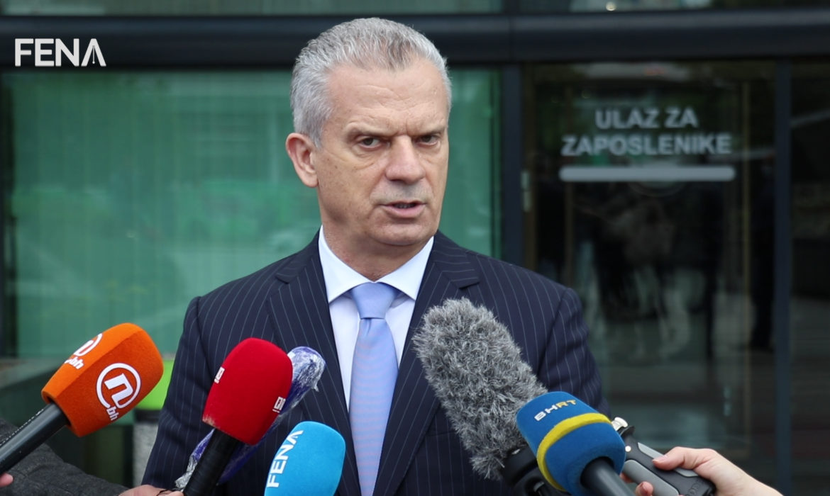 Radončić: Find solution for the distribution of funds from IMF
