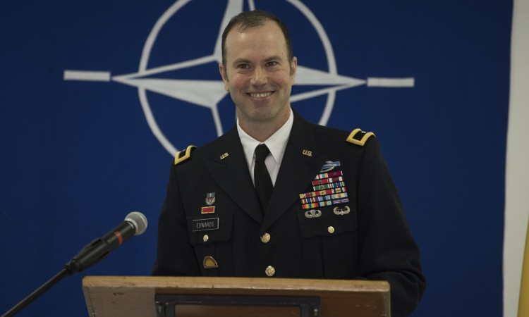 Edwards: NATO will come out of this stronger