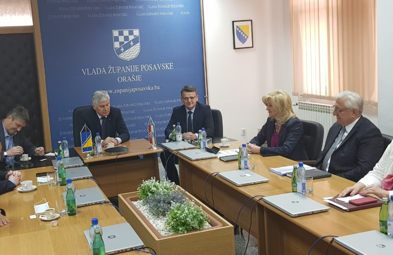 Čović: I expect funds from IMF will quickly reach Posavina and other cantons