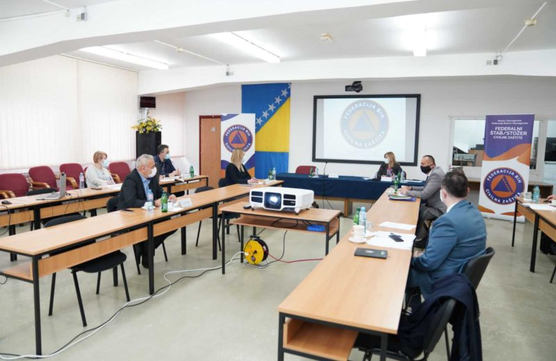 FBiH CS proposes abolition of state of disaster, shopping centers reopen