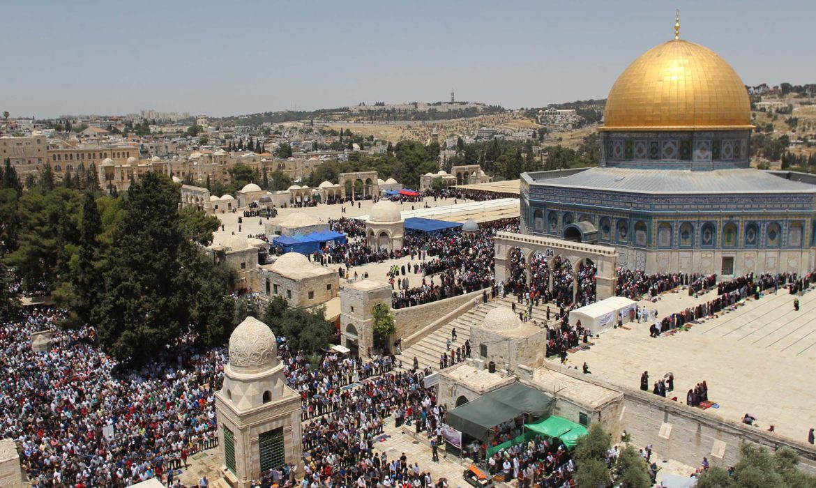 Al-Aqsa Mosque in Jerusalem to reopen for worship as of ...