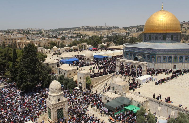 Al-Aqsa Mosque in Jerusalem to reopen for worship as of Sunday