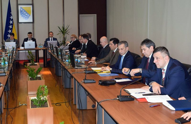 BiH CoM adopts Decision on application of preferential domestic treatment