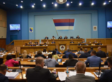 RS National Assembly rejects the violation of the vital interest of the entity