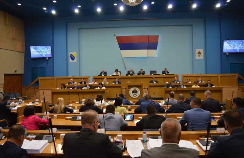 RS ruling majority against Resolution on respecting victims of fascist regimes