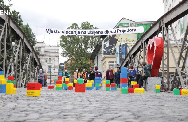 White Armband Day marked in Sarajevo